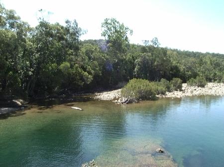 Paradise Waterhole.
