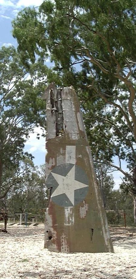C47B Dakota Air Crash Memorial.
