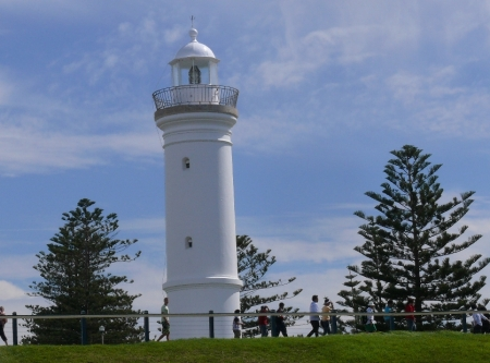 Kiama Lighthouse.