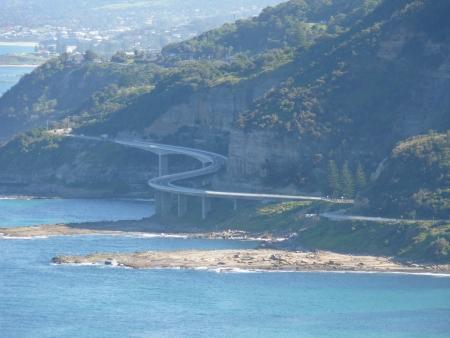 Spectacular Coastal Bridge.