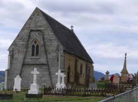 Church at Gretna.