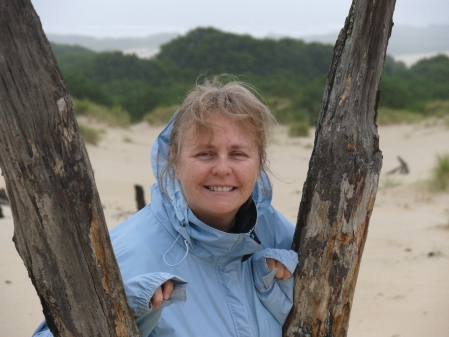 Donnis at Henty Dunes.