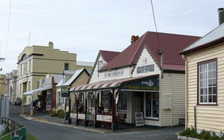 Main Street, Stanley.