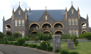 Armidale's fine Catholic Orphanage which operated from 1919 to 1976 and 1,750 children passed through its doors and dormitry's.