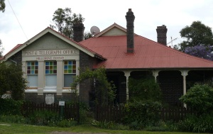 Old Hillgrove Post Office and Telegraph Station.