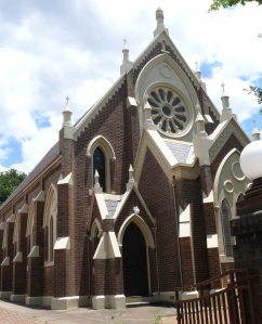 Armidale Uniting Church.