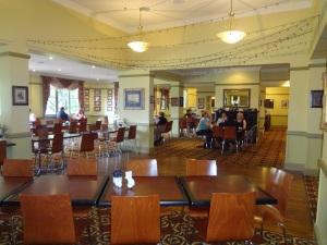 Dining Room at Booloolimbah.