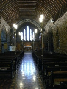 Inside St.Peters Anglican Cathedral, Armidale