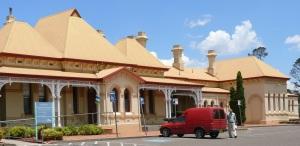 Armidale railway Station