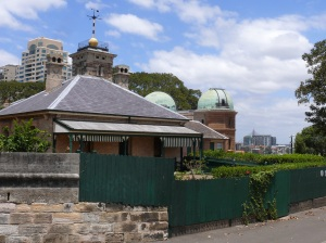 Observatory on Fort Street.