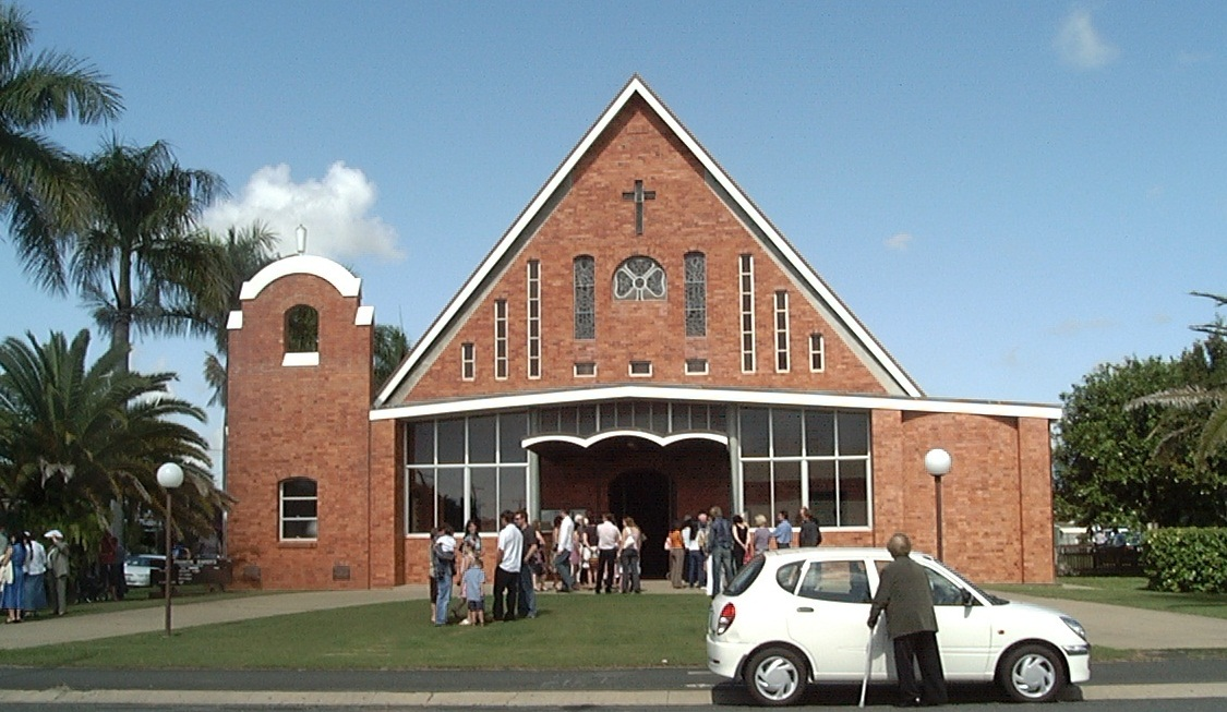 Norfolk catholic church