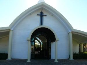 Hunter Gardens Multi Demoninational Chapel, Pokolbin, Hunter Valley, NSW.