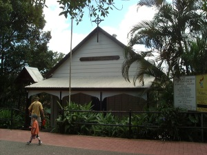 St. Savious Anglican Church, Kuranda, Qld.