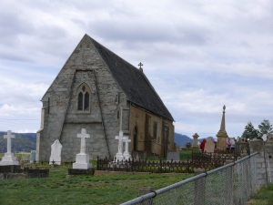 St. Mary's Anglican Church, Gretna, Tas.