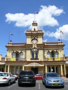 Glen Innes Town Hall.