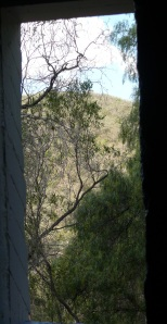 View from Mens at the Oxley Lookout.