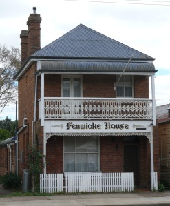 Original Fenwicke House.