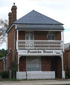 Original Fenwicke House.