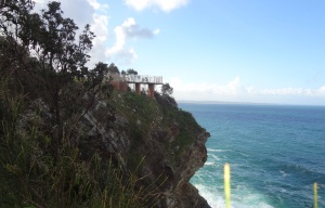 Bennetts Head Lookout at Forster.