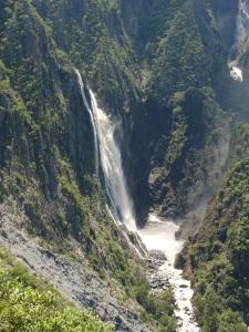 Wollomombi Falls.
