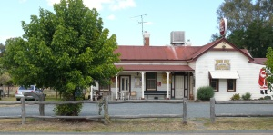 The Round Hill Hotel is located in the small southern NSW town of Morven near Culcairn. It remains a focal point for the locals, a place to have a meal, sporting club supporter, meeting place and basis for directions local houses and farms. The pace of life is slow, friendly and laid back.