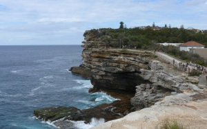 The Gap at Watsons Bay