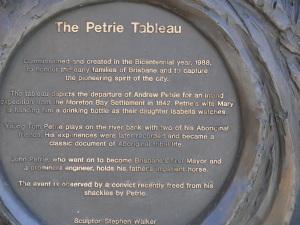 Brief Petrie history.