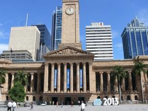 Brisbane Town Hall