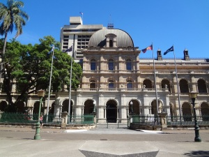 Queensland Parliament House.