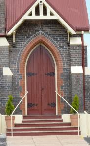 Catholic church Guyra NSW.