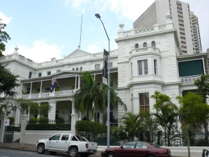 The Queensland Club