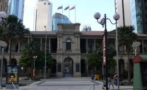 Brisbane GPO (General Post Office)