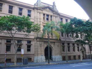 Queensland Printing Office