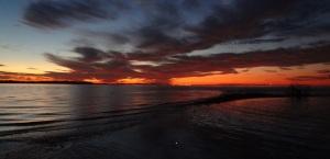 Sunset over Cleveland Bay