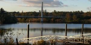 Eleanor Schonell Bridge at Dutton Park