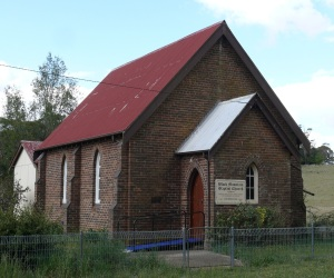 Black Mountain Baptist Church