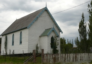 Original Presbyterian Church, Hillgroved