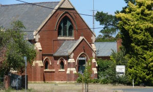 Culcairn Anglican Church