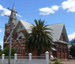 Walla Walla, NSW Lutheran Church.