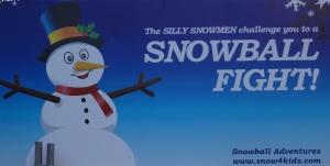 Snowball Sign