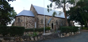 St.Mary's Anglican (Church of England) Church at Kangaroo Point