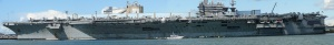 USS George Washington.