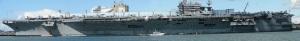 USS George Washington.