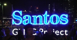 Santos GLNG Project