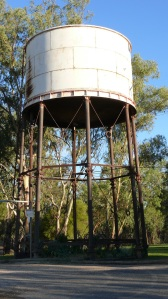 This water tank is intended to be used for the big road trains and water tankers,