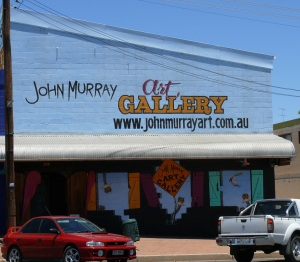John Murray art Gallery.