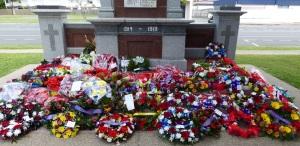 Floral Tributes.