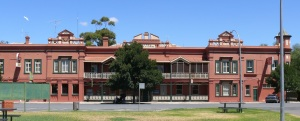 Culcairn Hotel, Culcairn, New South Wales.