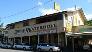 Joe's Waterhole Hotel, Eumundi, Queensland.