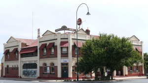 Doodle Cooma Arms Hotel, Henty, NSW.